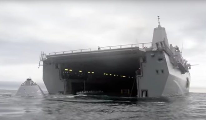 Video: Navy Trains to Recover Orion Spacecraft