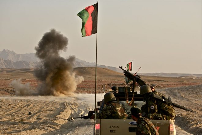 Panel: U.S. Will Need Clear Policy, Continued Coalition Participation In Afghanistan