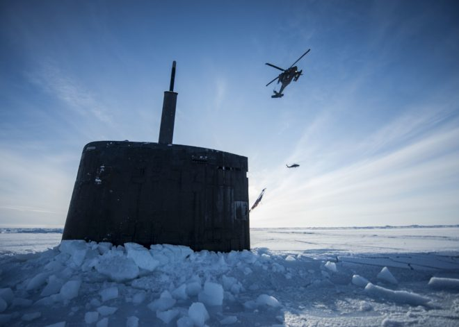 Pentagon Balancing Military Needs in the Arctic, Future Infrastructure