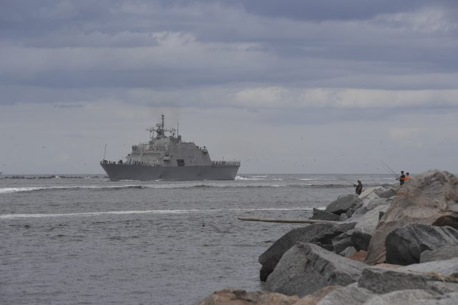 Document: GAO Report on Littoral Combat Ship and Frigate Programs