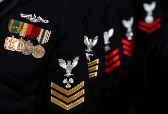 Navy to Restore Enlisted Rating Titles After Months of Criticism