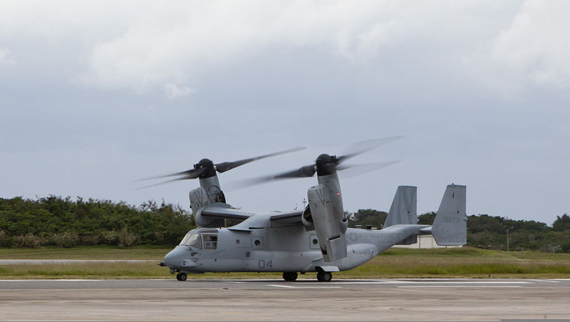 1st maw marines resume mv 22 operations after crash usni news