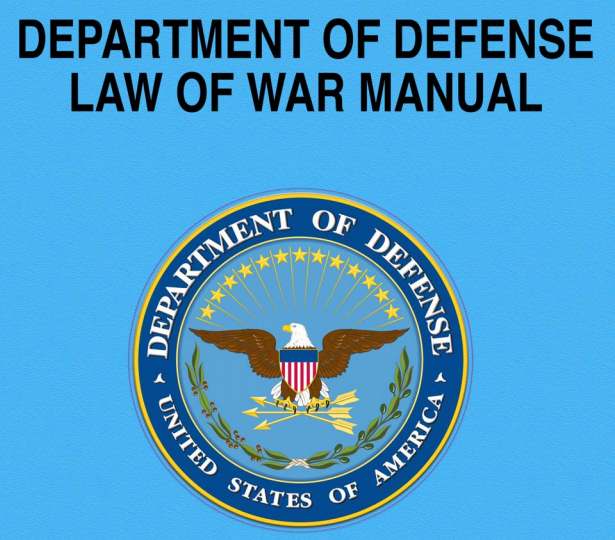 Document: Pentagon Law of War Manual
