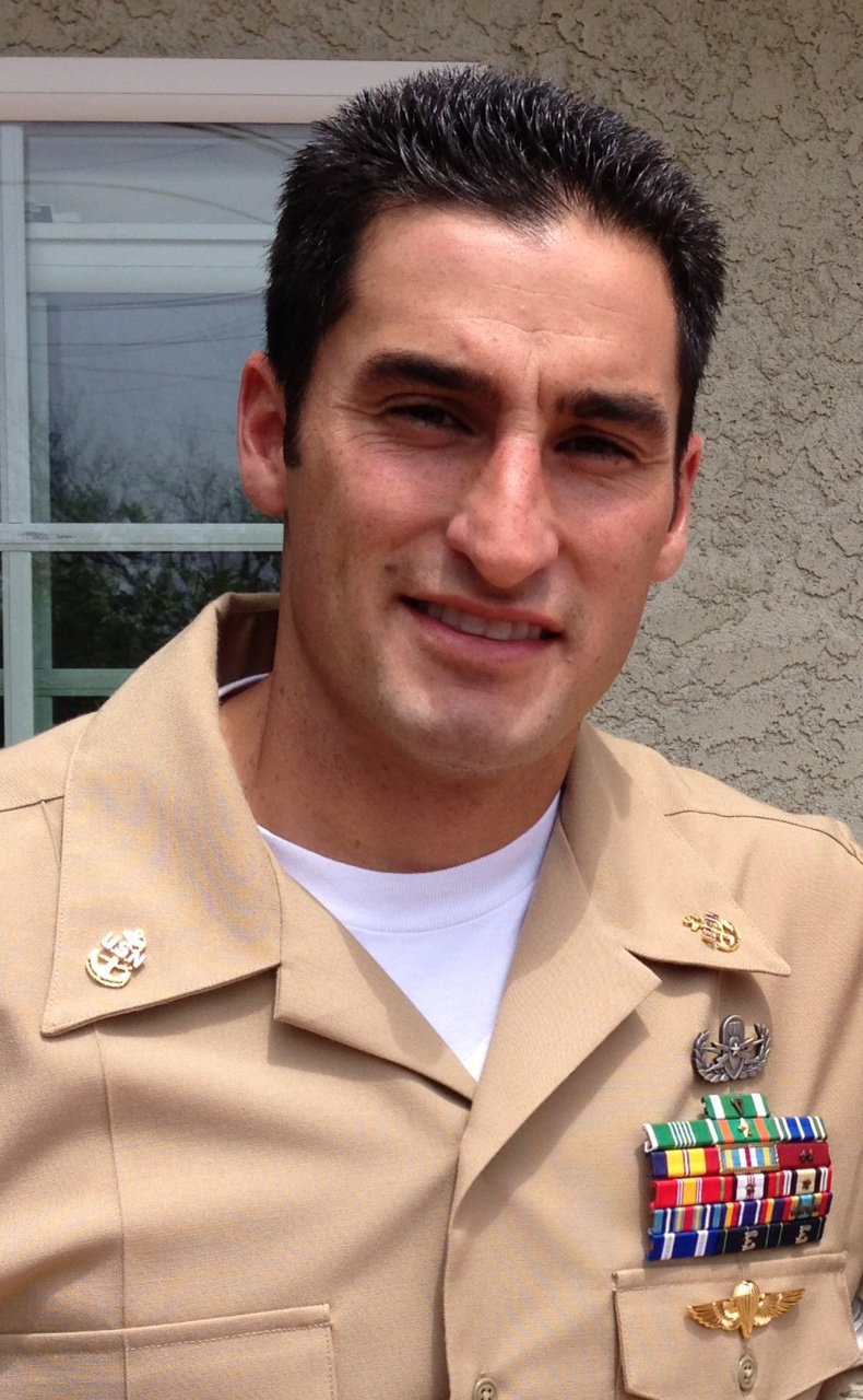 Chief Petty Officer Jason Finan