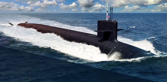 Navy Awards $9.47B Contract For First Columbia-Class SSBN, Advance Work On Second Boat