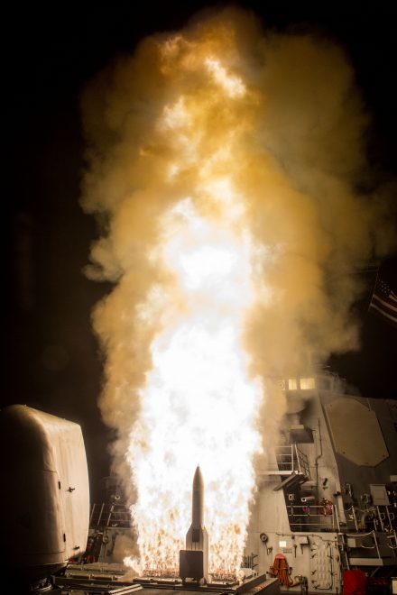 MDA Head: Homeland Missile Defense Effort Needs Enhanced Network