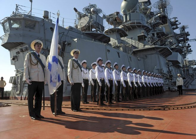 Russia, Syria Agree on Mediterranean Naval Base Expansion, Refit of Syrian Ships