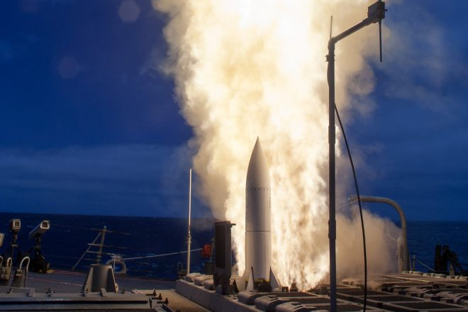 Aegis Weapon System Sales To Spanish, Australian Navies Approved By U.S. State Department