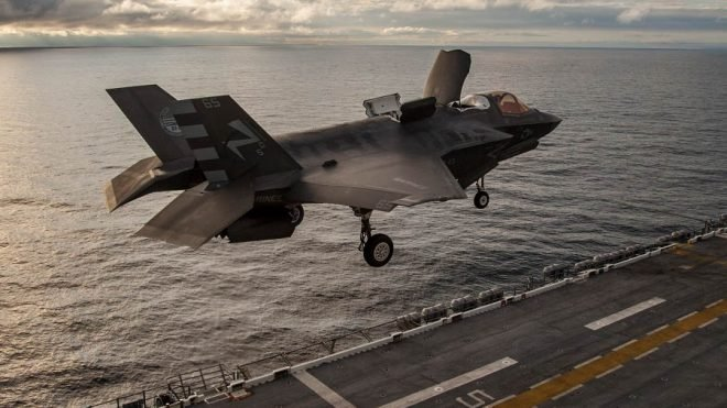Lockheed Martin: F-35/NIFC-CA Live Fire Test In 2018; LRASM Flight Tests This Year