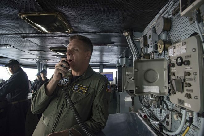 Fleet Forces Led Comprehensive Review Finds Weakness in Surface Fleet Manning, Training