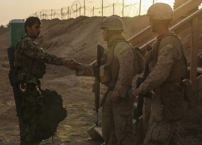 CNAS Report: Stabilizing Battlefield Key to Afghan Peace