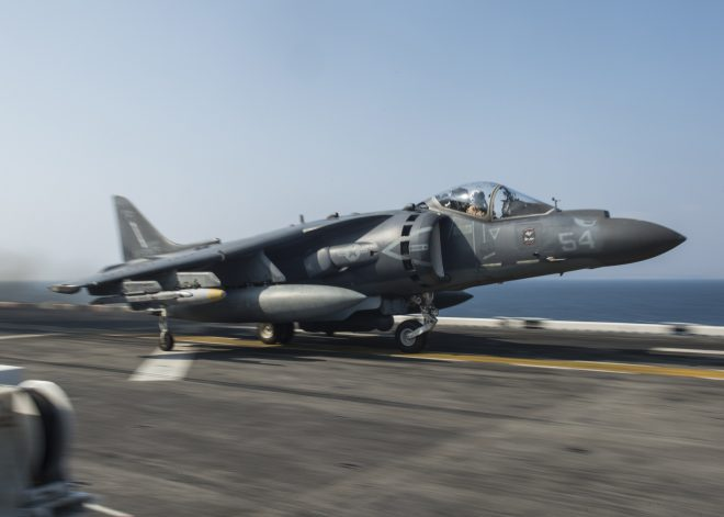 In Between Carriers, 11th MEU, Makin Island ARG Are Busy In 5th Fleet