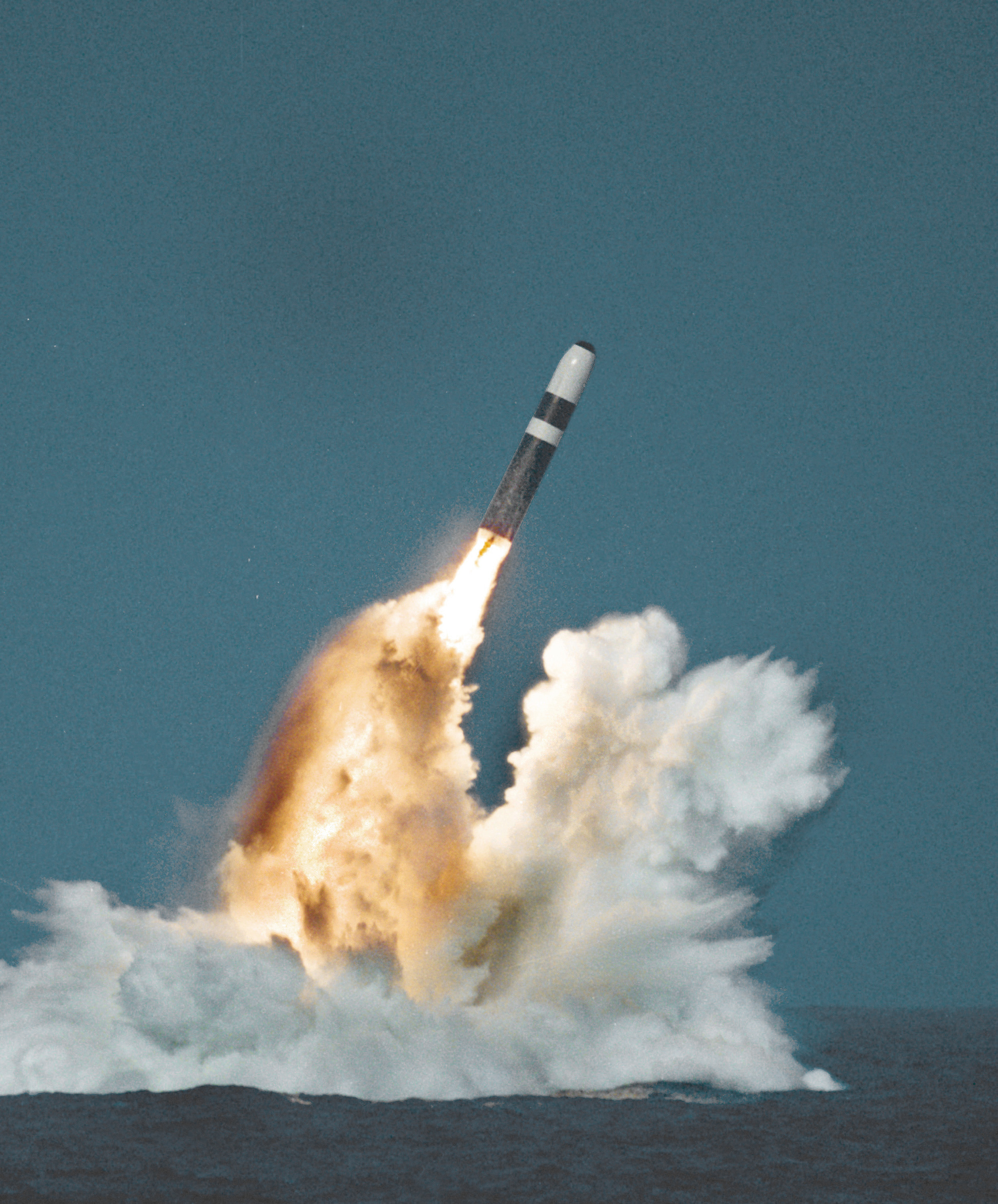 Trident II D5 Launch. US Navy Photo