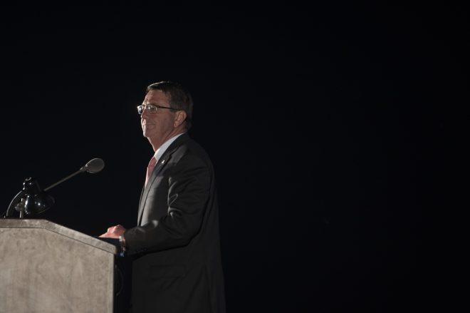 Document: SECDEF Ash Carter's Exit Memo