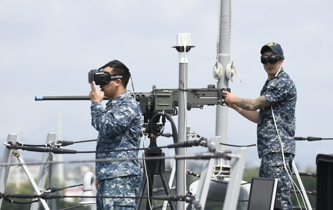 Fleet Commanders View 'Innovation' as a Challenge to Operate Smarter