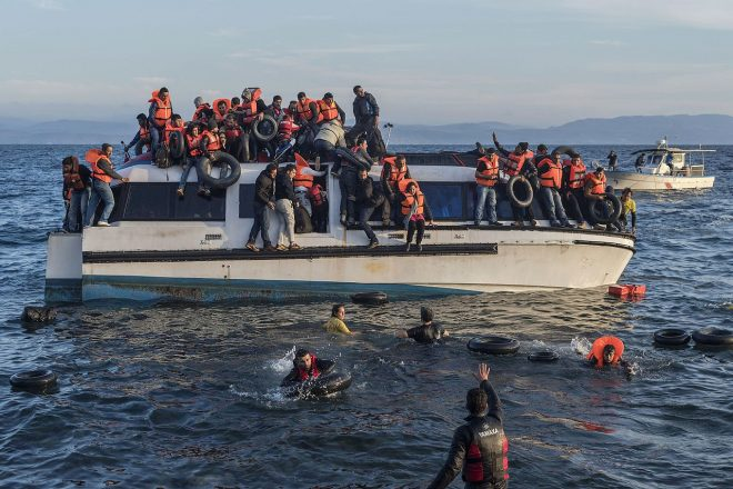 Ambassador: Solving Migration Crisis Key to European Security