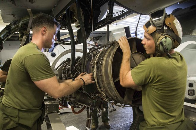 Marine Aviation Going After Small Maintenance Issues that Create Big Readiness Problems