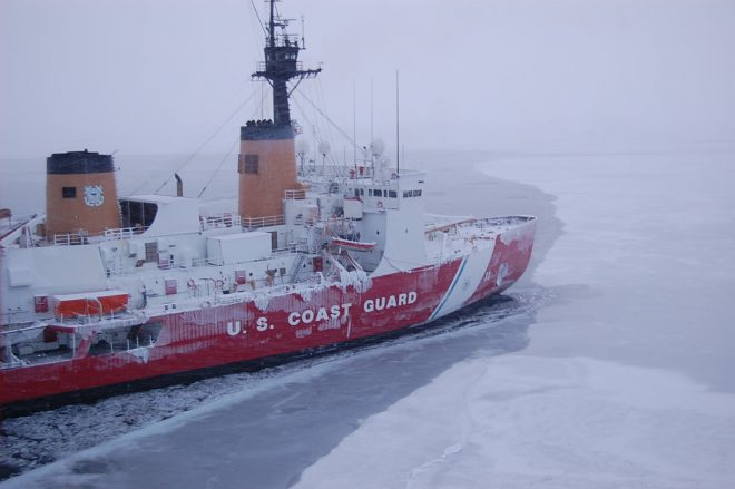 Coast Guard: Icebreaker Polar Sea Now a 'Parts Donor;' Refurbishment Deemed Too Expensive