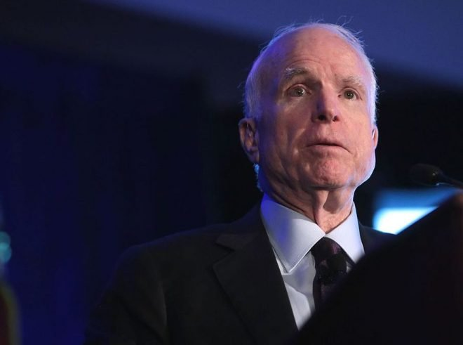 McCain Pledges Hearings on Navy Frigate Program, Wants to Consider More Designs