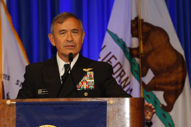 PACOM Commander Harris Wants the Army to Sink Ships, Expand Battle Networks