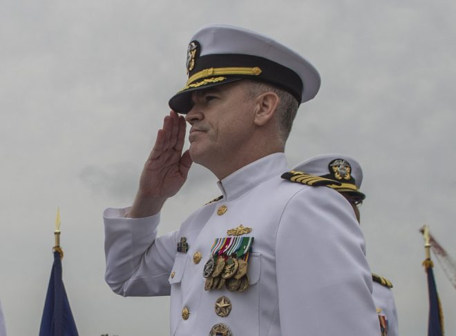 USS Antietam Commander Relieved Amidst Grounding Investigation