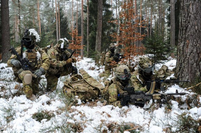 Scaparotti: Russia Pushing U.S. European Command Back to a Warfighting Focus