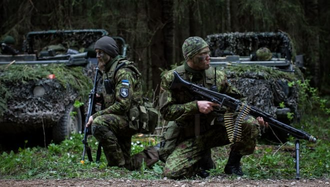 Panel: Moscow Could Stir Trouble in Baltics to Distract From Conflict in Ukraine
