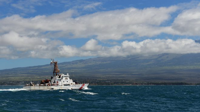 Document: Letters from Congress Protesting U.S. Coast Guard Budget Cuts