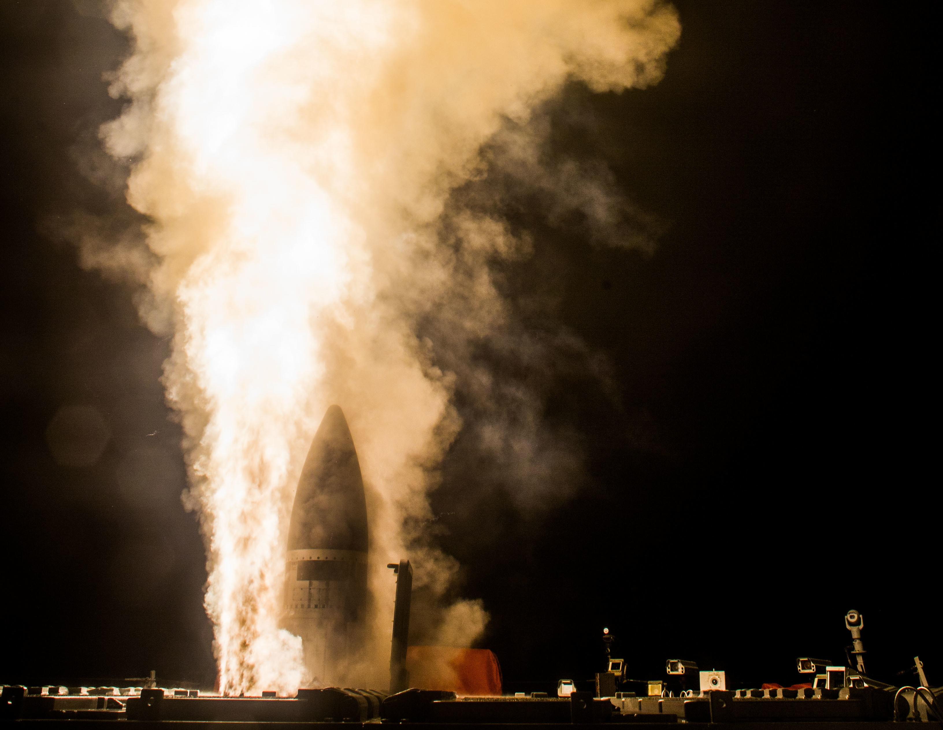 Missile Defense Agency Looking to Intercept Ballistic Targets