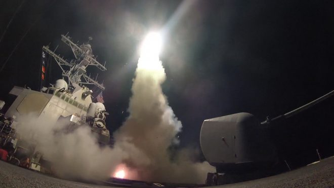 How the U.S. Planned and Executed the Tomahawk Strike Against Syria