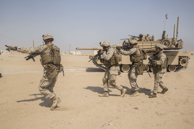 Marines Begin Wargaming, Refining 'Littoral Operations in ...