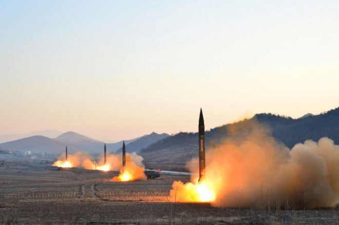 Accelerated North Korean Ballistic Missile Program Worries Congress, Military