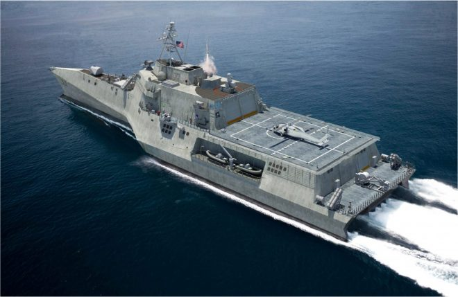 Navy Considering More Hulls for Frigate Competition, Expanding Anti-Air Capability