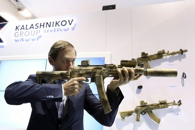 As Russian Arms Sales Slow, Moscow Focus Now on Domestic Weapons Modernization