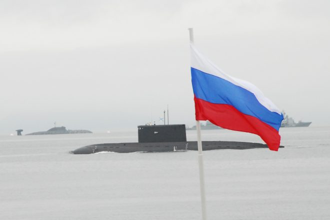Sinking of Surveillance Ship Highlights Increase in Russian Navy Operations