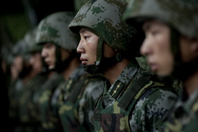 Brookings Panel: Chinese Military Expansion Continues to Strain Relations with U.S.