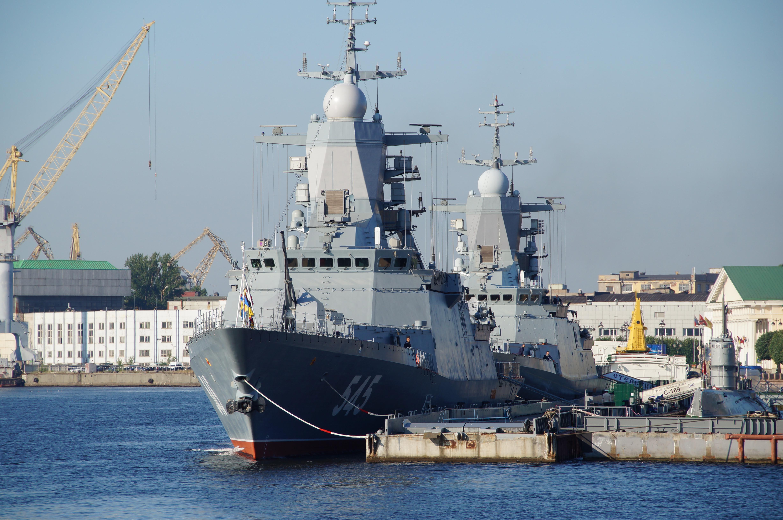 Russia Sends More Warships Toward Syria Following U.S. Tomahawk Strikes