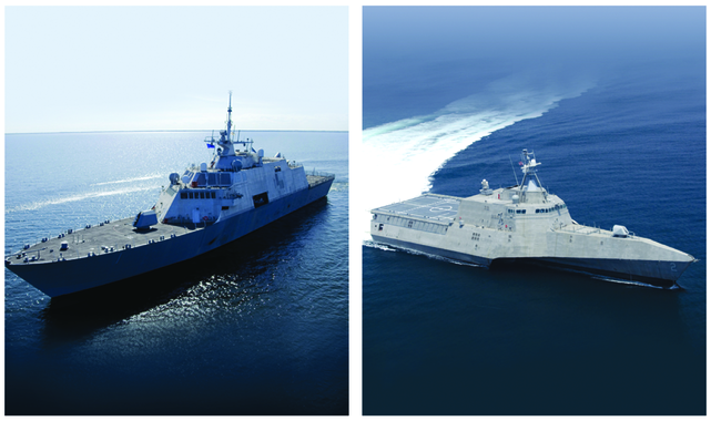 CNO Richardson: Lessons Learned from Littoral Combat Ship on Modularity Will Guide Future Fleet Development
