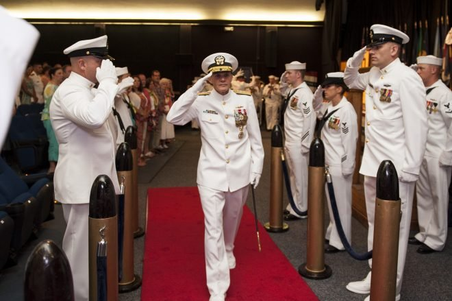 Rear Adm. Phillip Sawyer to Serve as Next U.S. 7th Fleet Commander
