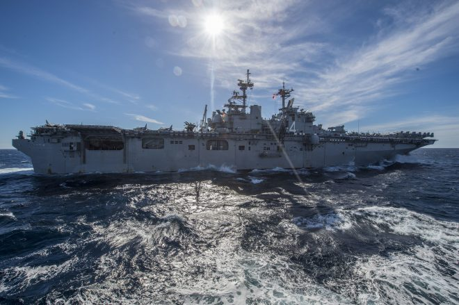 USNI News Video: U.S. Navy Amphibious Ready Group