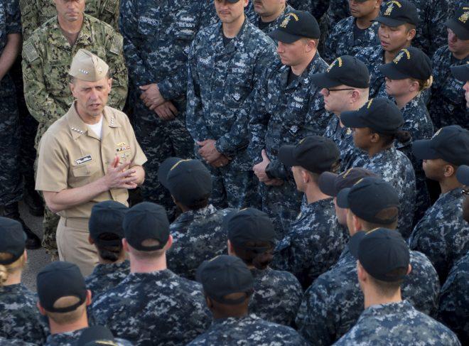 CNO Richardson: Navy Must Take Steps Now To Grow, Improve Fleet