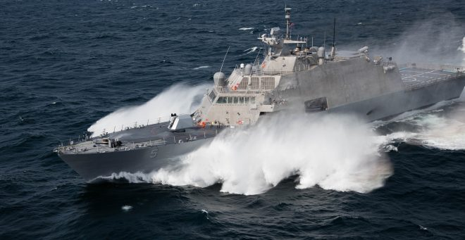 Trump Administration 'Supportive' Of Second Littoral Combat Ship in 2018 Despite Only Including 1 in Budget