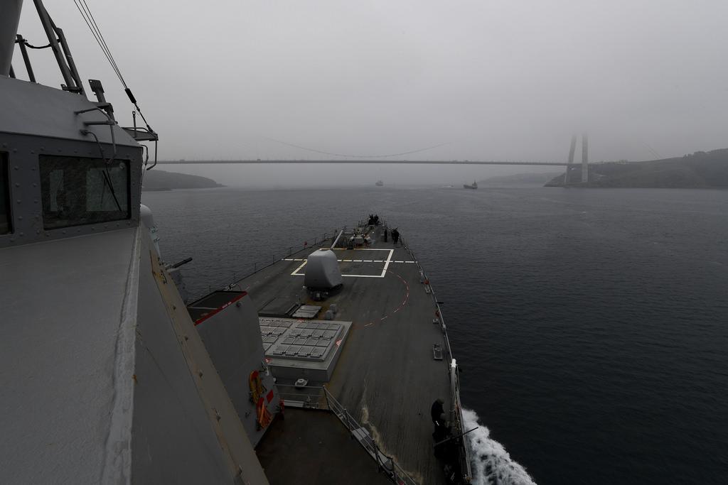 USS Mesa Verde Archives - USNI News
