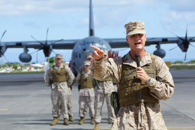 Marine Corps Maj. Gen. Rudder Named Next Deputy Commandant for Aviation