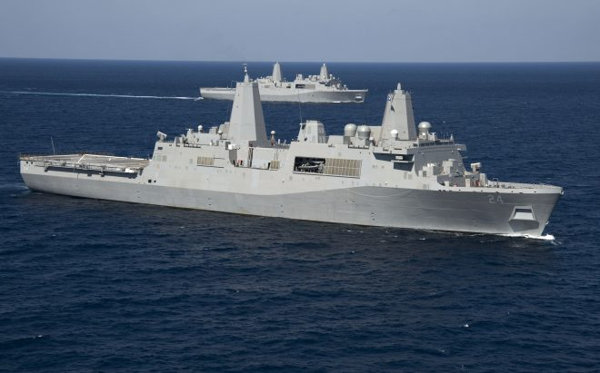 Report to Congress on Navy LPD-17 Flight II (LX[R]) Amphibious Ship Program