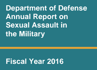 Document: Pentagon, Department of Navy Fiscal Year 2016 Sexual Assault Reports