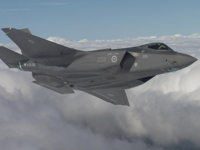 Australia Set to Have First All 5th Generation Air Force by 2025