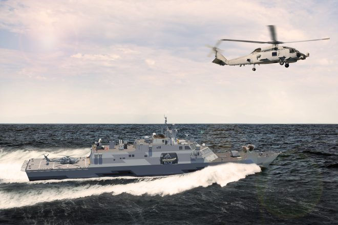 Lockheed Awarded $1.96B Construction Contract for Four Saudi Frigates