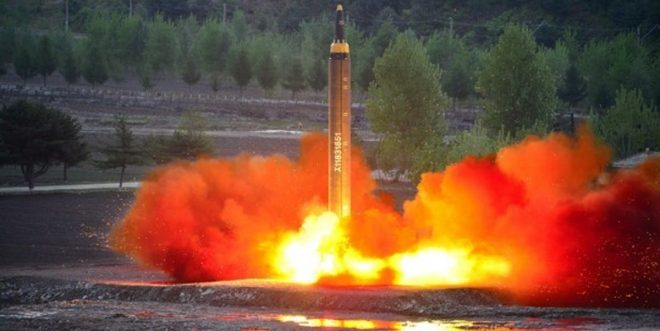 Video: North Korean Intercontinental Ballistic Missile Test