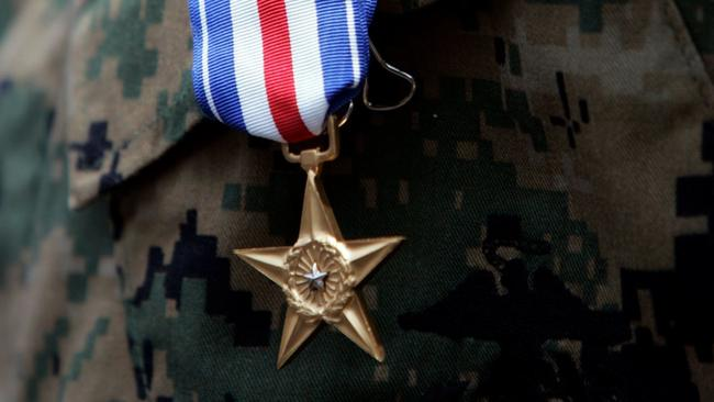 UPGRADED: Marine Captain to Receive Silver Star for 2003 Iraq Action
